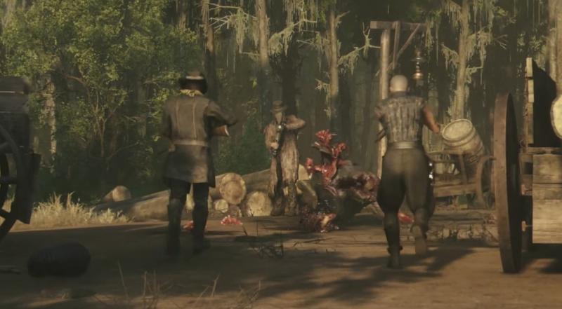 В Hunt: Showdown наконец-то появится режим Trinity с командами из 3-х охотников