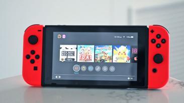 Анонсирована новая Nintendo Switch с улучшенной батареей - 9 часов работы вместо 6