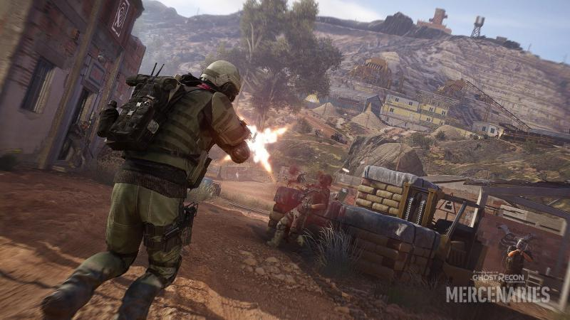 Финальное обновление Tom Clancy's Ghost Recon: Wildlands подарит игрокам новый боевой режим