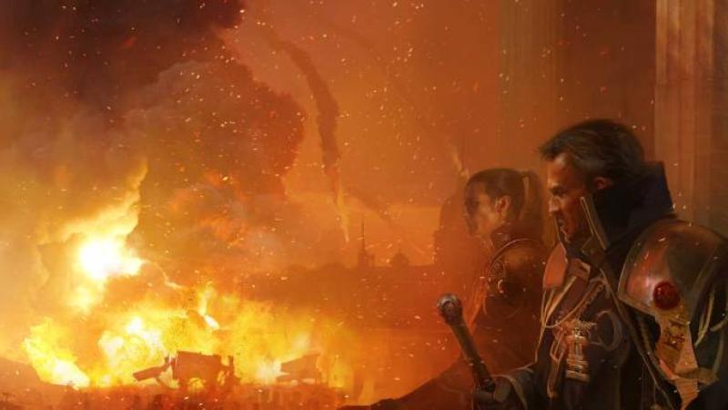 Сериал по мотивам Warhammer 40,000 находится в разработке