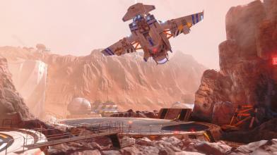 Rebel Galaxy Outlaw появится в Epic Games