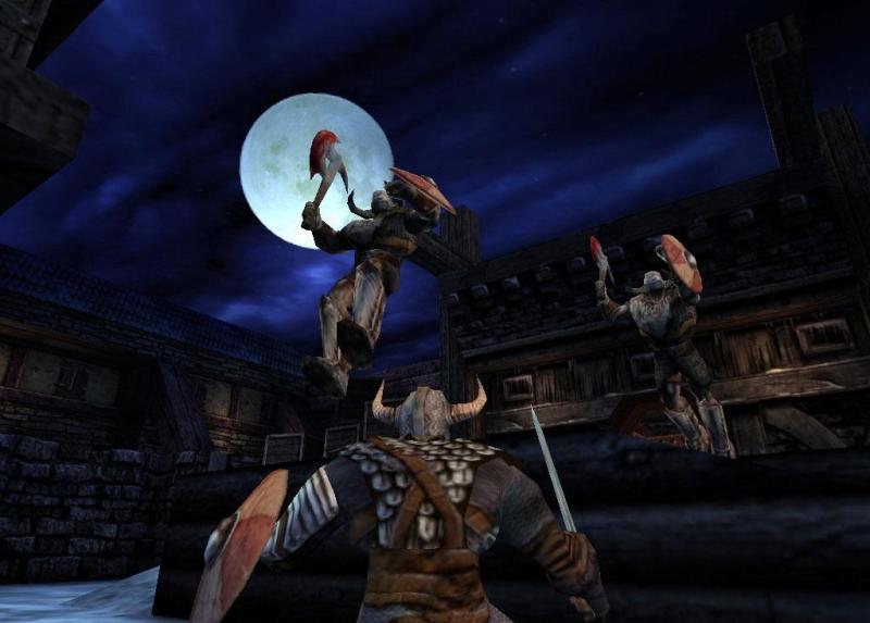 Викинг-RPG Rune 2 появится в продаже этим летом