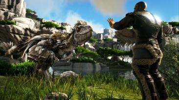 Расширение с картой Valguero для ARK: Survival Evolved стало доступным для владельцев PlayStation 4 и Xbox One