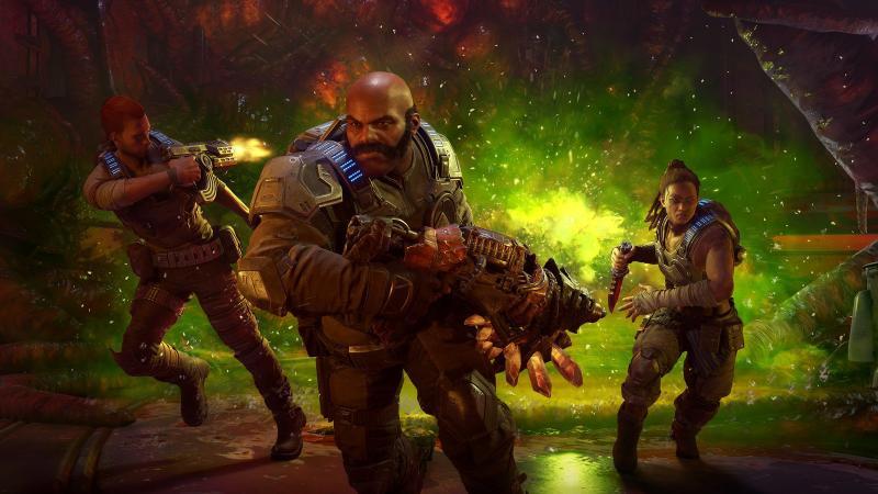 Разработчики Gears 5 ответили на острые вопросы - система доната, мультиплеер, королевская битва, кроссплей