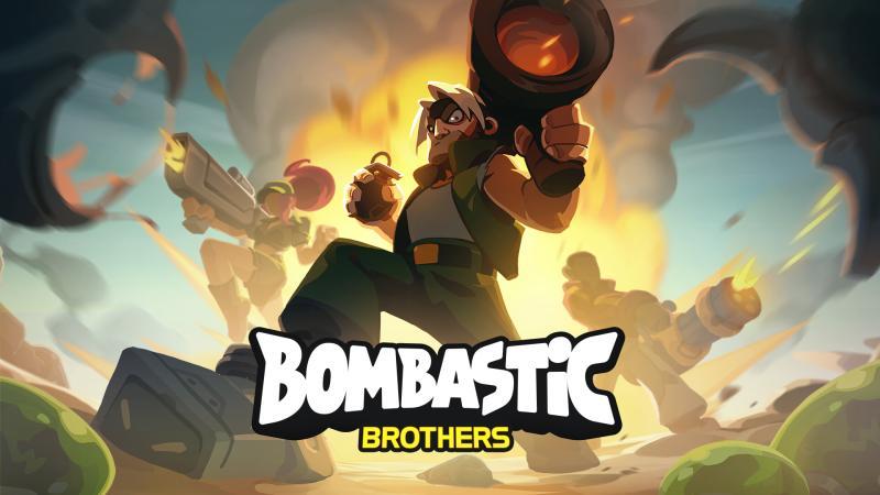 Мобильный платформер Bombastic Brothers вышел на Android