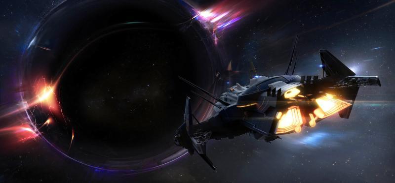 """Новое обновление принесло в мир Star Citizen правовую систему, улучшение """"черного рынка"""", новые корабли, станции и терминалы"""