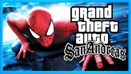 Новый мод, позволяющий стать Spider-Man в GTA: San Andreas
