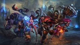 League of Legends в Китае оснащается системой против игровой зависимости