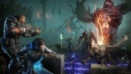 Открытый бета-тест мультиплеерного режима Gears 5 проходит в эти выходные