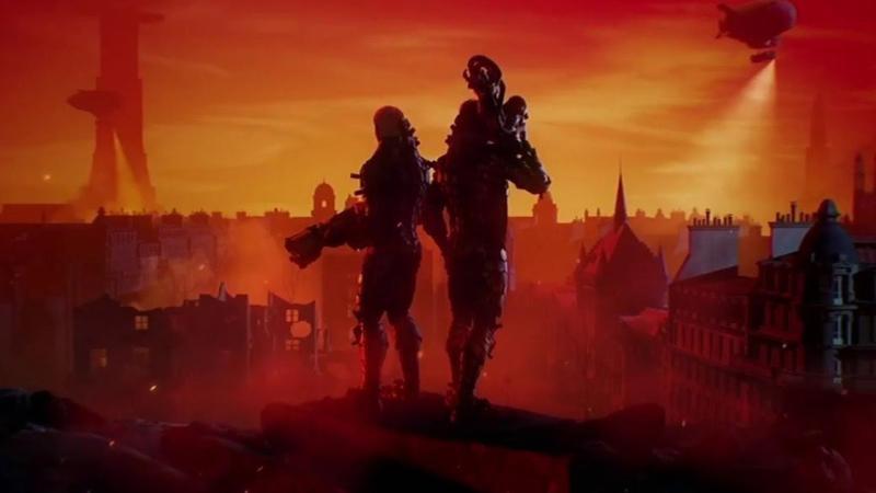 Wolfenstein: Youngblood - весёлое приключение двух сестёр во Франции