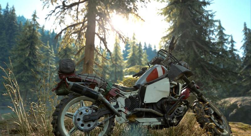 Days Gone получает набор новых наклеек для байка, вдохновленных Uncharted 4