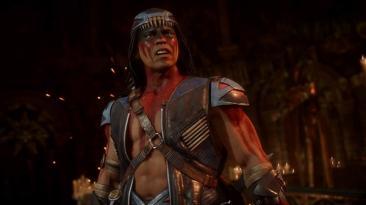 Новый герой Mortal Kombat 11 - Ночной Волк сегодня представлен в официальном трейлере
