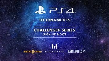 Sony запускает турниры PS4 Tournaments: Challenger Series
