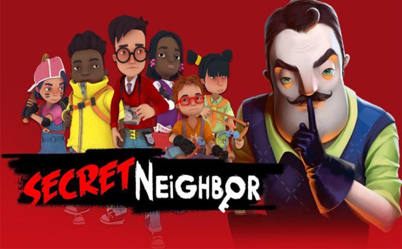 Бета-версия Secret Neighbor доступна до 19 августа