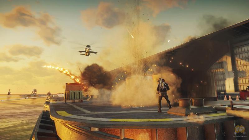 Новый DLC: Danger Rising выходит 29 августа