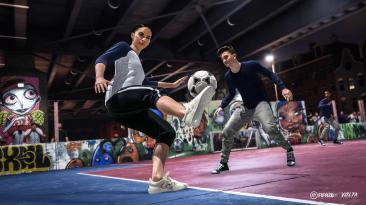 На релизе FIFA Volta не будет микротранзакций