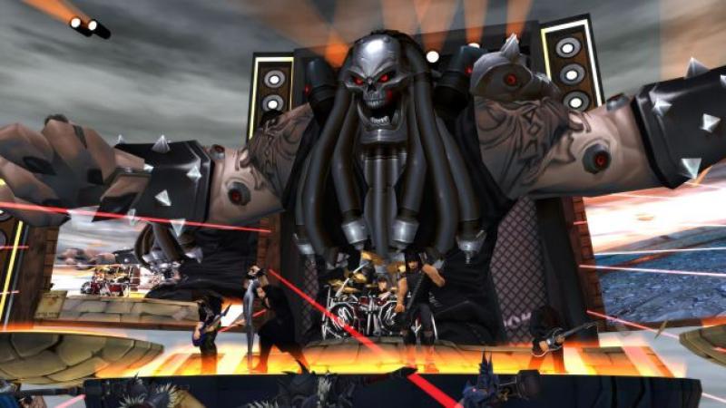 Группа Korn сыграют бесплатный концерт в AdventureQuest 3D