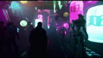 Киберпанковая игра Vigilance от одинокого разработчика на Unreal Engine 4 выглядит шикарно