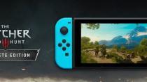 Объявлена дата выпуска The Witcher 3 на Nintendo Switch
