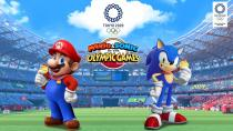 Mario & Sonic at the Olympic Games Tokyo 2020 Анонс и трейлер