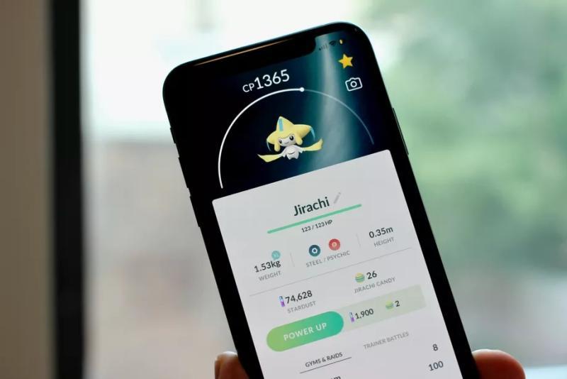 Pokemon GO Тысячелетний сон Джирачи