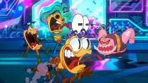 Раш, Зитц и Пимпл раздают тумаки в геймплейном ролике Battletoads