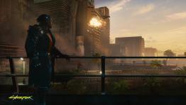 Мир Cyberpunk 2077 меньше мира The Witcher 3, но в разы насыщеннее