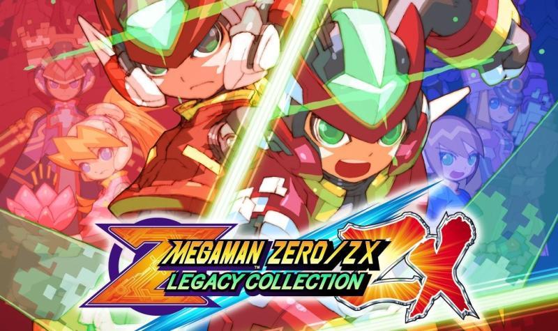 Mega Man Zero/ZX Legacy Collection спешит на PC и консоли
