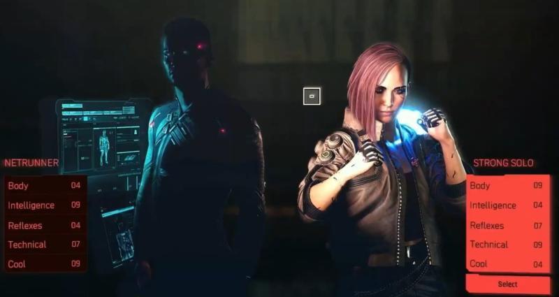 15 минут геймплея Cyberpunk 2077 - скриншоты с перками, магазином, системой взлома, NetWatch, инвентарем