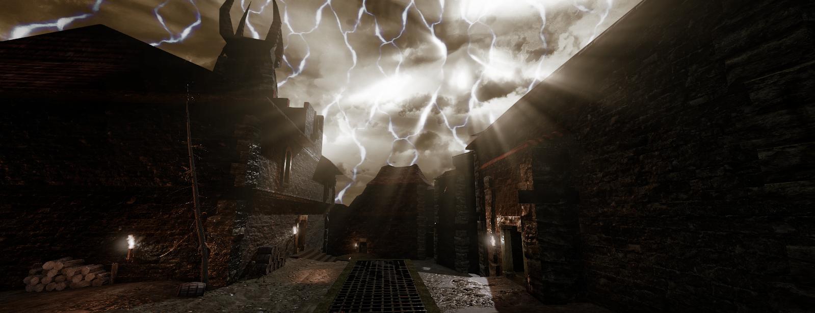 Альбом для скриншотов Готики на движке CryEngine 3 - Gothic Thenewbeginning