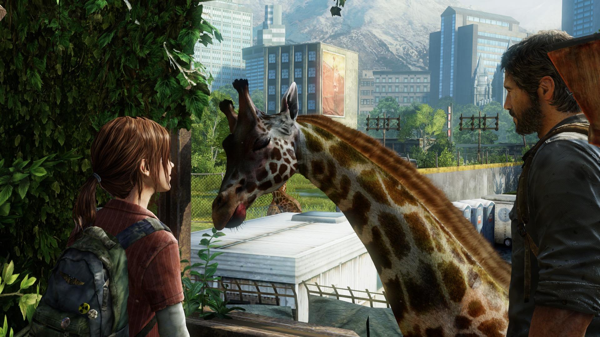 лучшаяигравистории - The Last of Us