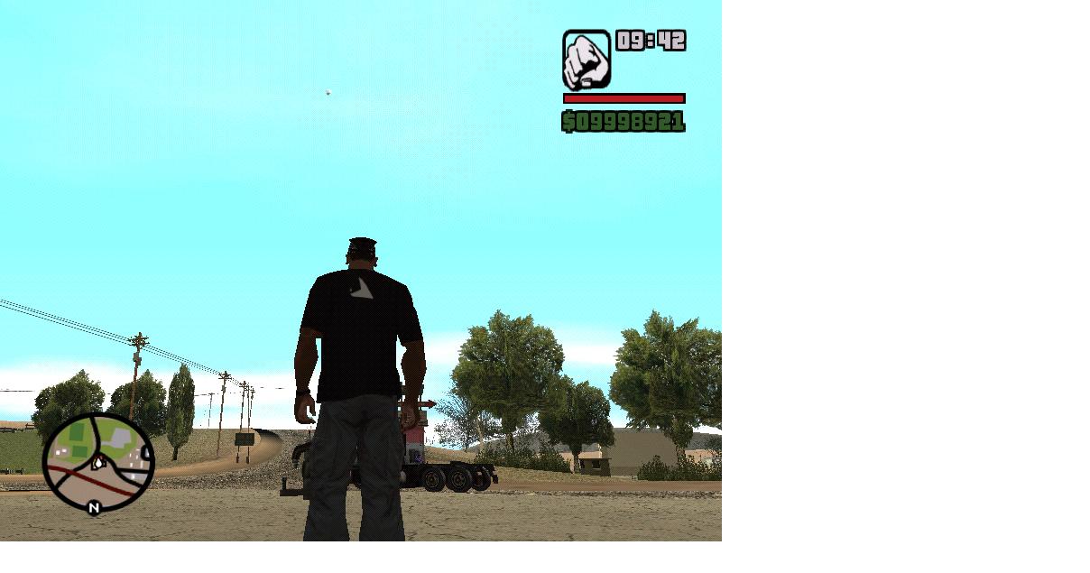 глюк нло.jpg - Grand Theft Auto: San Andreas