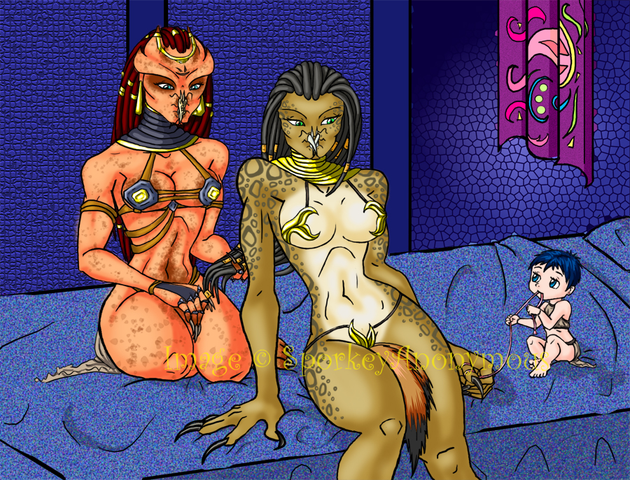 Predator girl sex