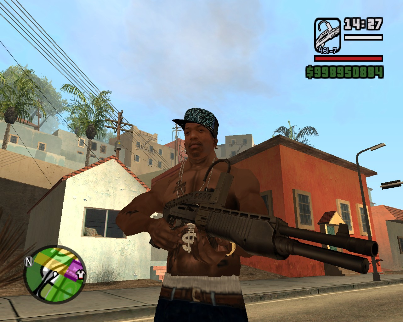 SPAS 12 Rulez - Grand Theft Auto: San Andreas