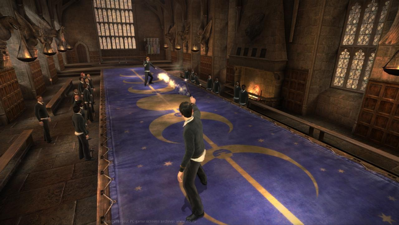Гарри3 - Harry Potter and the Half-Blood Prince