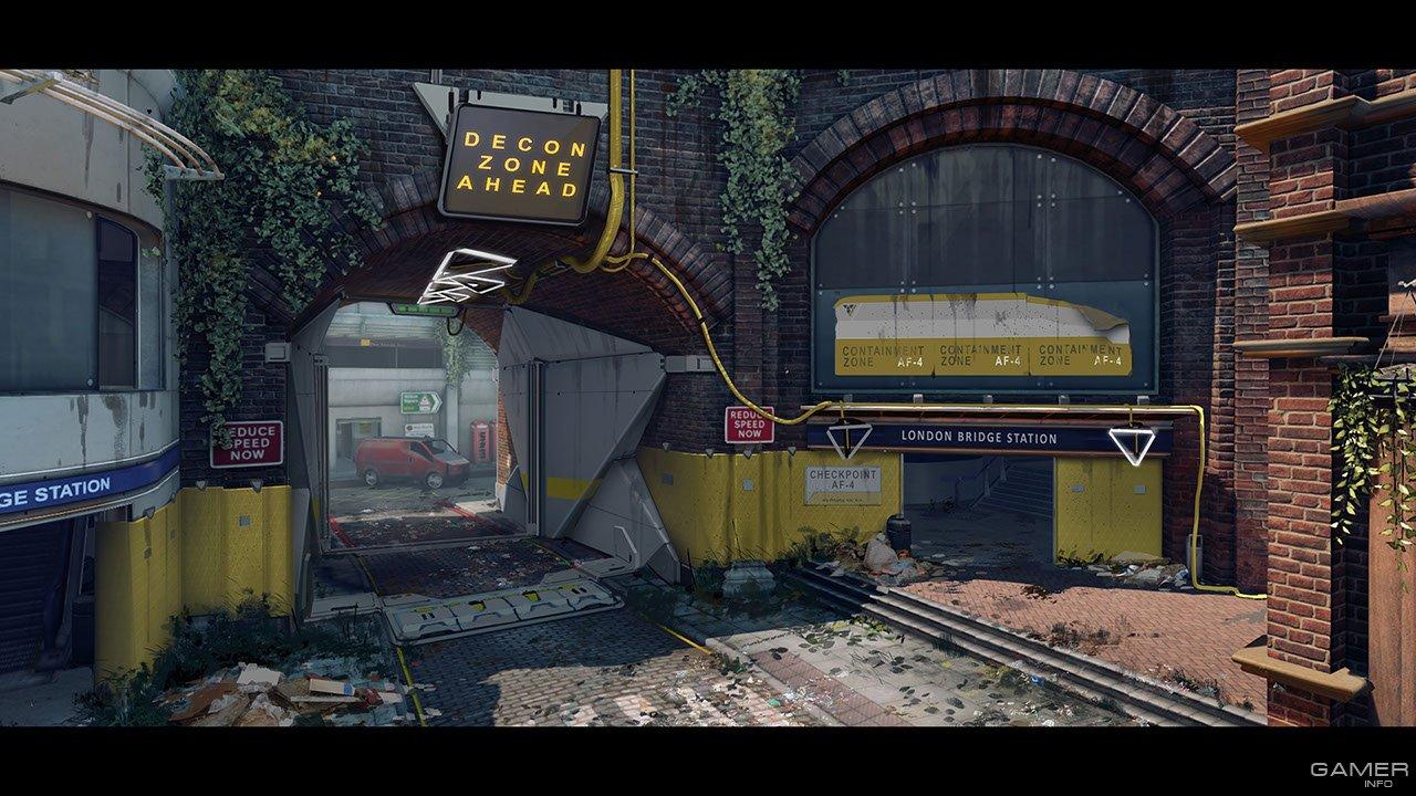 Скриншоты - Dirty Bomb