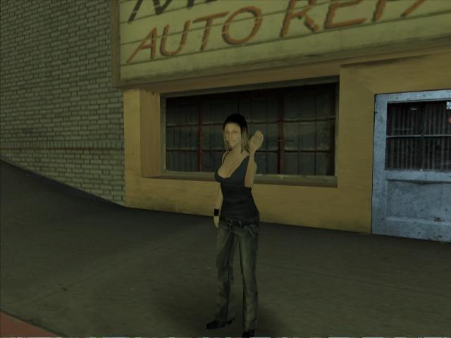 Мишель - Grand Theft Auto: San Andreas