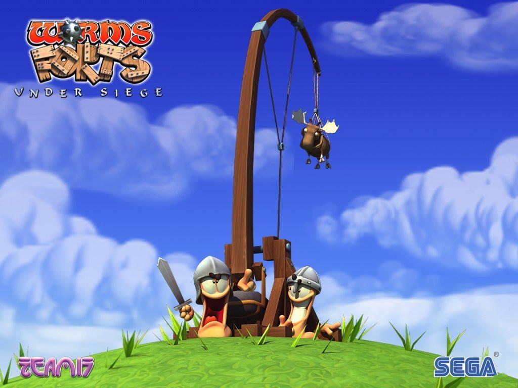 1 - Worms Forts Under Siege