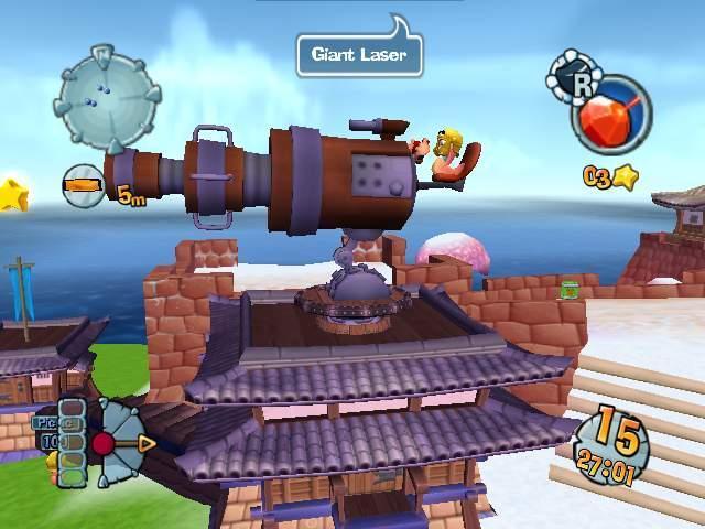 2 - Worms Forts Under Siege