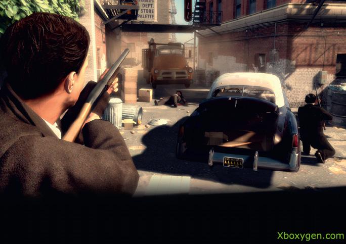 Новый-старый скрин - Mafia 2