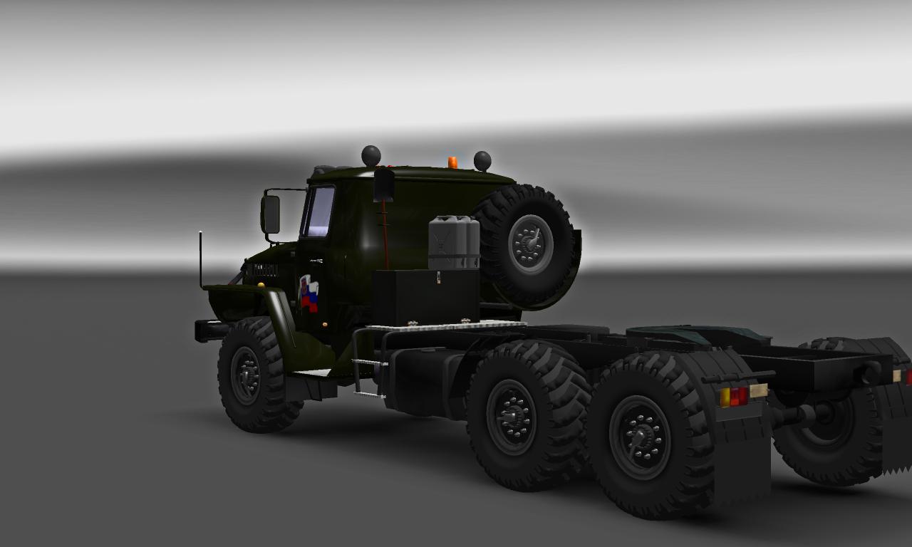 УРАЛ 43202 - Euro Truck Simulator 2