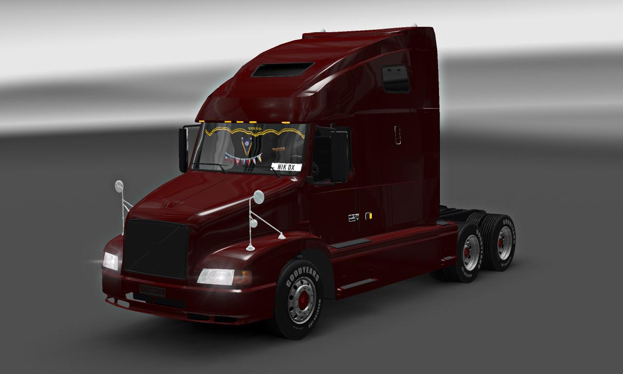 VOLVO VNL660 - Euro Truck Simulator 2