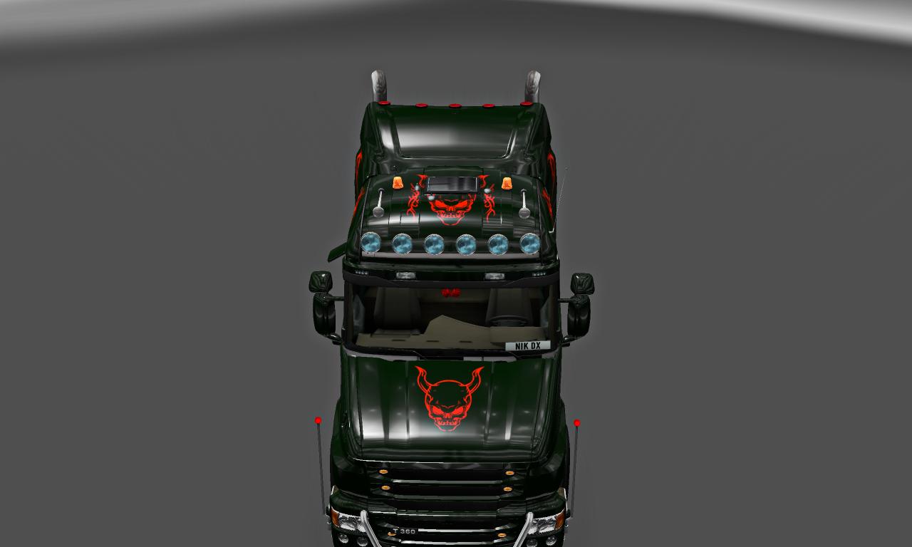 SCANIA T - Euro Truck Simulator 2