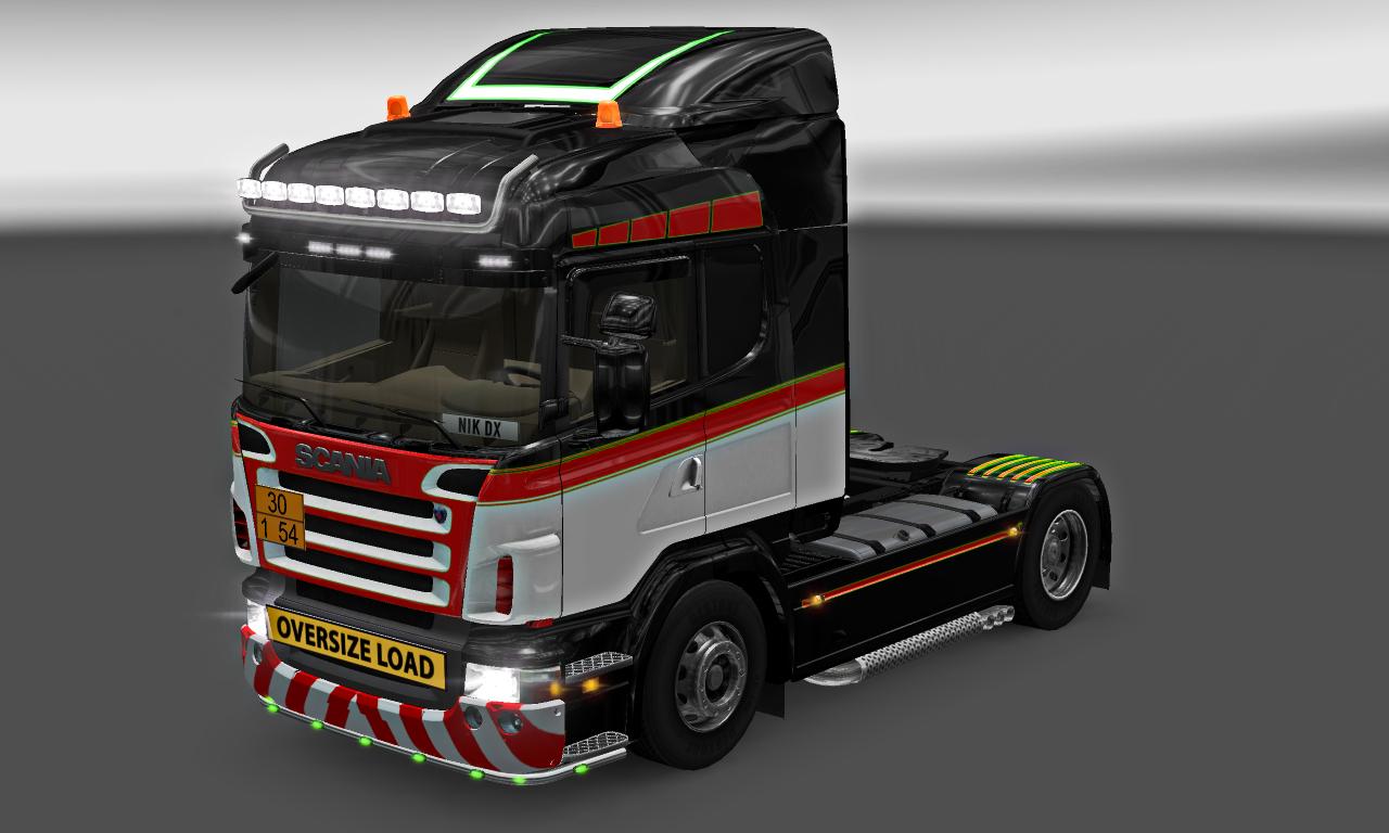 SCANIA R2008 - Euro Truck Simulator 2