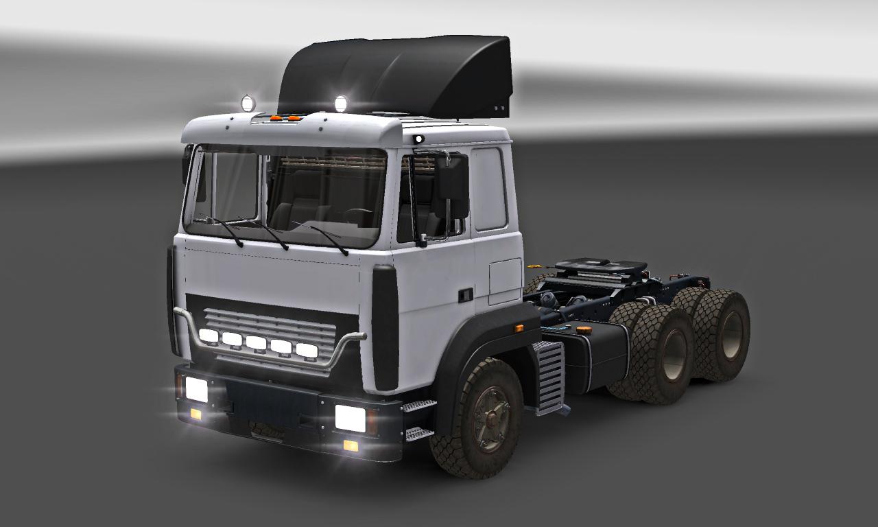 МАЗ-6422М - Euro Truck Simulator 2