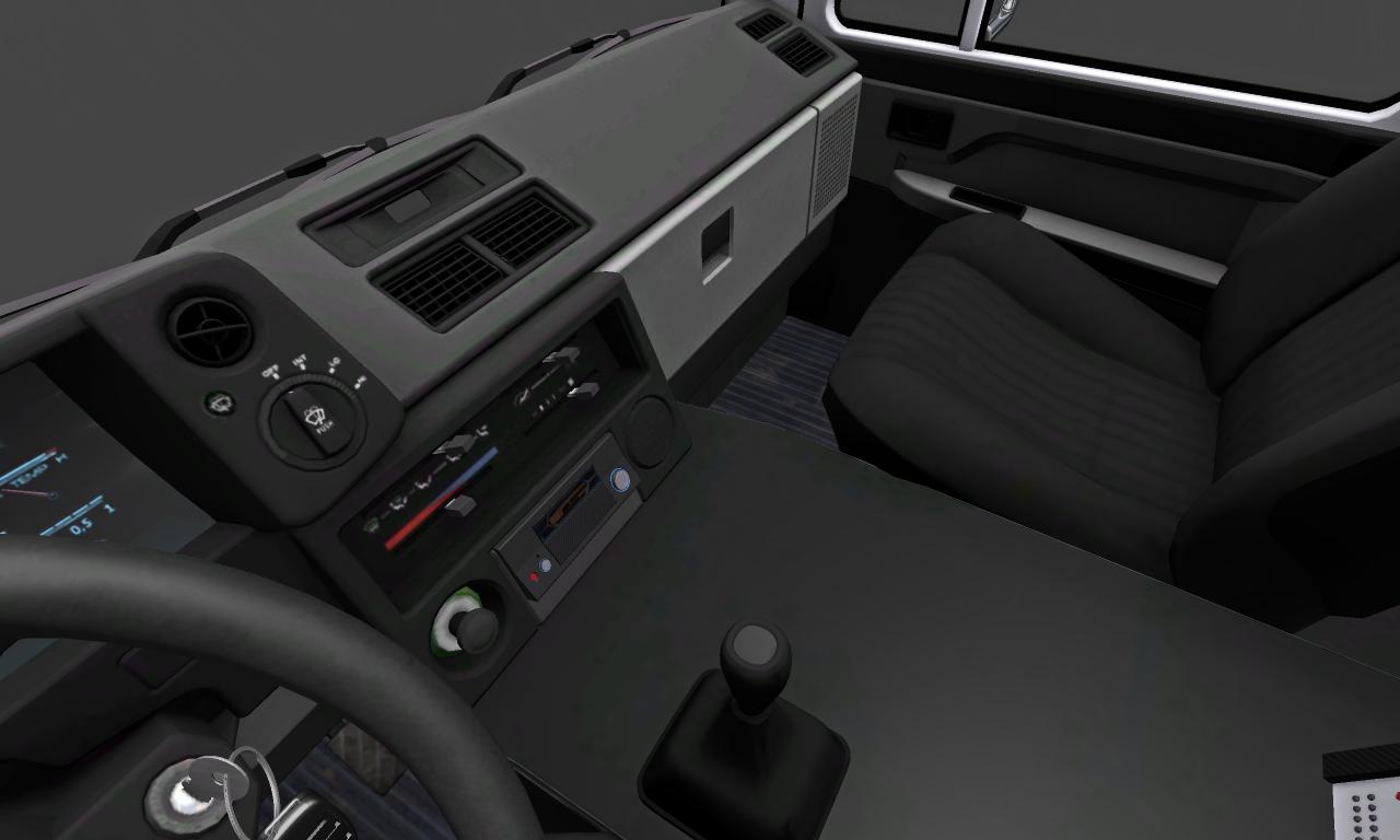 САЛОН МАЗ-6422М - Euro Truck Simulator 2