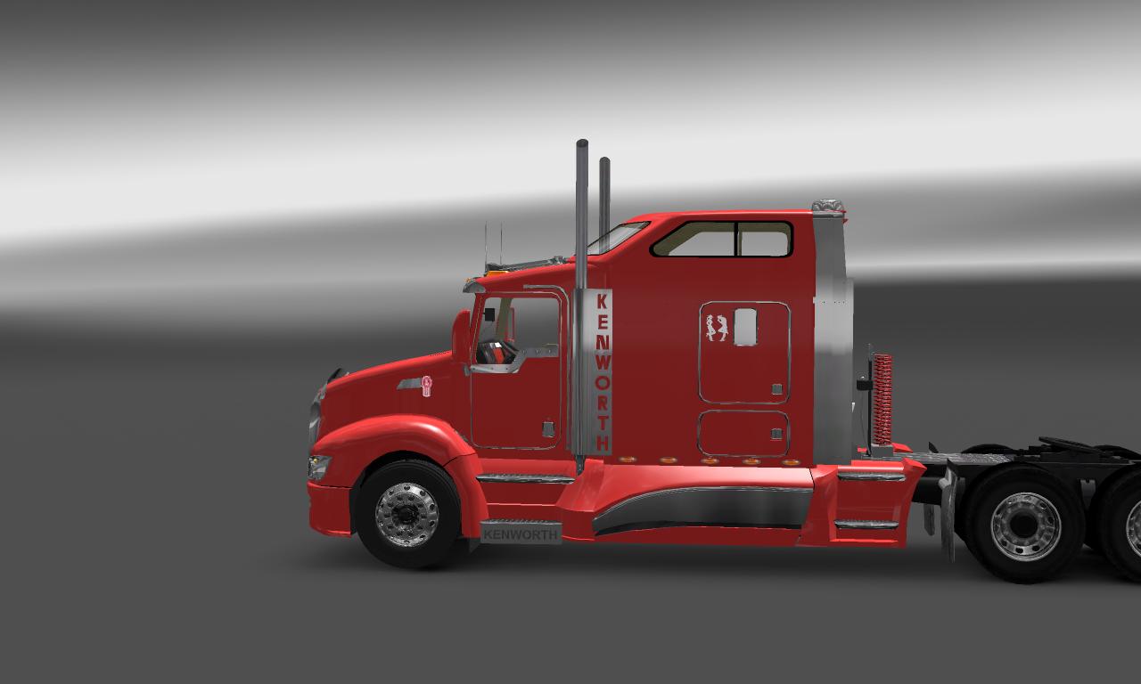 Kenworth T660 - Euro Truck Simulator 2