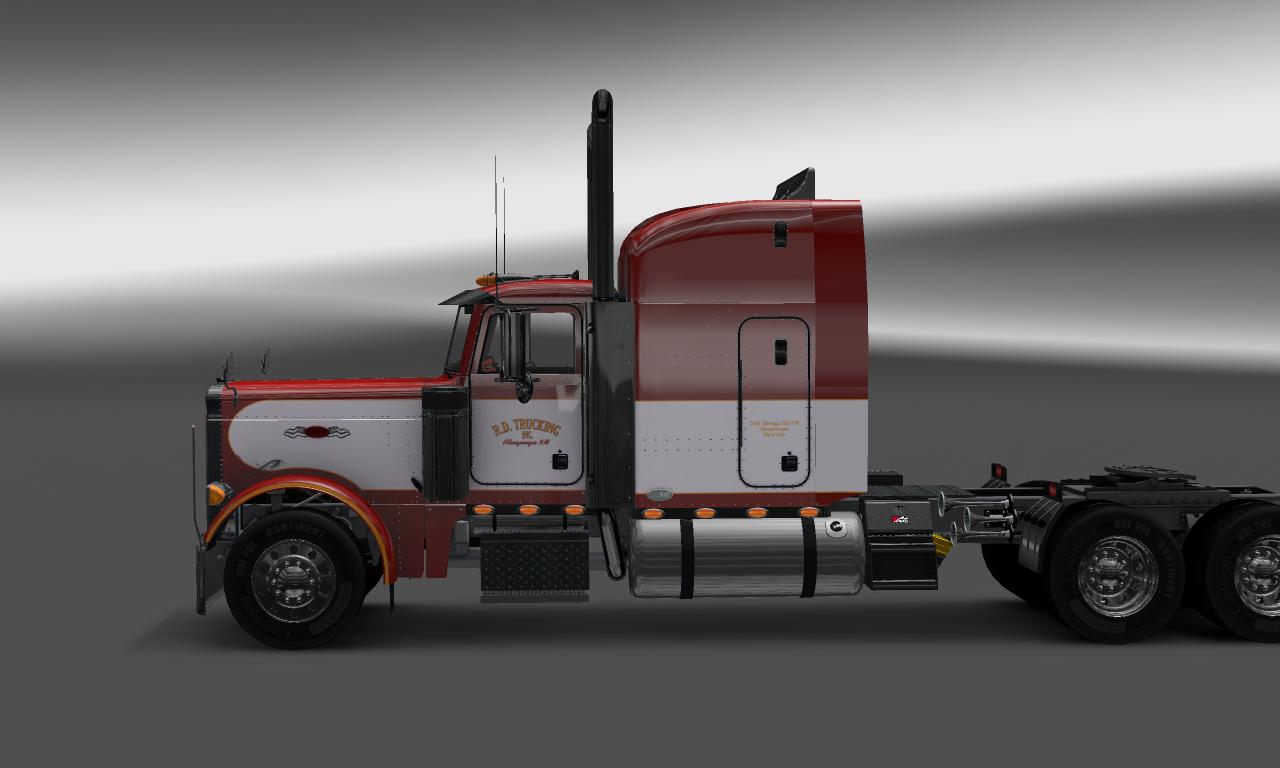 Peterbilt 379 - Euro Truck Simulator 2