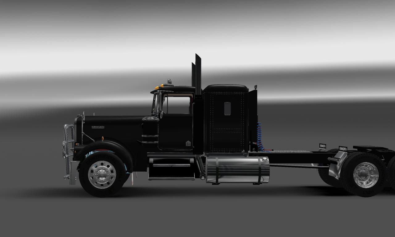 Kenworth W900 - Euro Truck Simulator 2