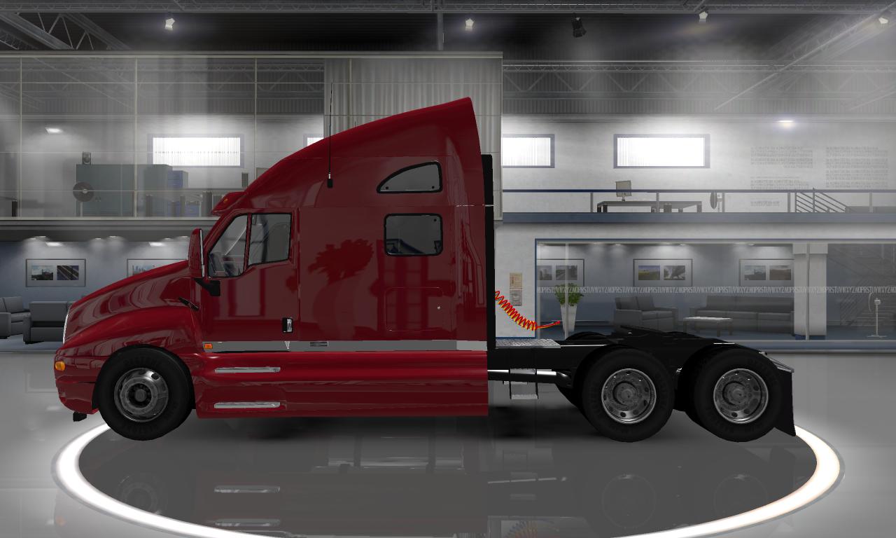 Kenworth T2000 - Euro Truck Simulator 2
